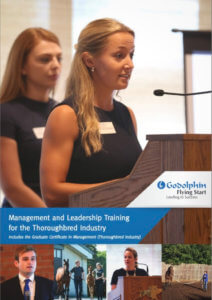 Management and Leadership Training for the Thoroughbred Industry 2019